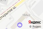 Схема проезда до компании Керамин в Москве
