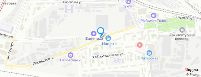 Перовское шоссе