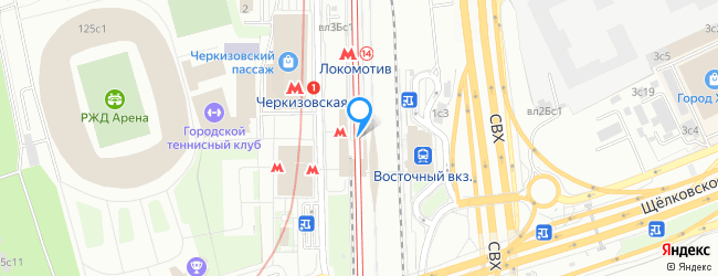 мцк Локомотив