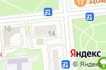 Схема проезда до компании Энергия Жизни в Москве