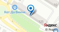Компания инженерный центр тех-сервис на карте
