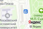 Схема проезда до компании ВентЭкоСистемс в Москве