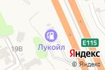 Схема проезда до компании ЛУКОЙЛ в Яме