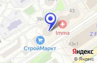 Схема проезда до компании ПТФ КУХНИ ЭКОНОМ КЛАССА (КУЭК) в Москве