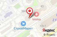 Схема проезда до компании Гелмар Шуз в Москве