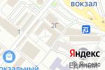 Схема проезда до компании Ника в Донецке