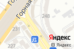 Схема проезда до компании Акватория в Донецке