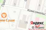 Схема проезда до компании Елена в Пирогово