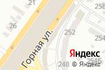 Схема проезда до компании Андалекс в Донецке