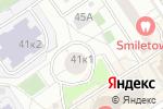 Схема проезда до компании СИЛИК в Москве