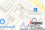 Схема проезда до компании Топ Мастер в Донецке