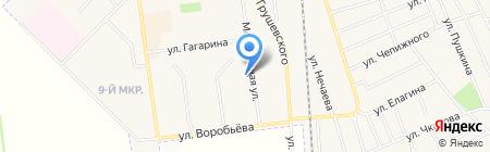 Приют для детей на карте Авдеевки