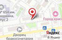 Схема проезда до компании Ант-М в Москве