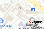 Схема проезда до компании Рыбка в Донецке