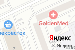 Схема проезда до компании Дива в Москве