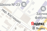 Схема проезда до компании Общежитие, ДонИЖТ в Донецке