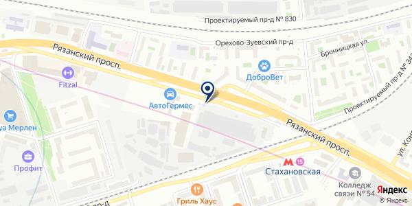 ОВОЩНОЙ МАГАЗИН ДЖОРАС на карте Москве