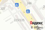 Схема проезда до компании Мебельщик в Донецке