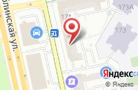 Схема проезда до компании Эм Ти Ай Систем в Москве