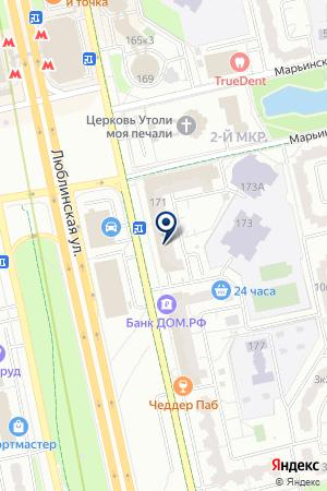 МАГАЗИН БЫТОВОЙ ТЕХНИКИ ДЕОЛАН на карте Москвы