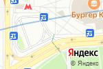 Схема проезда до компании Миро Групп в Москве