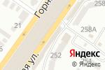 Схема проезда до компании Чаинка в Донецке