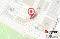 Схема проезда до компании Трасском в Мытищах