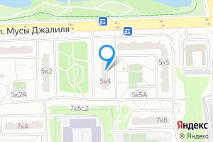 Сдается комната в Москве ул.М.Джалиля,д.5,кор.4