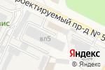 Схема проезда до компании НОЙ в Развилке