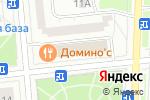 Схема проезда до компании Драккар в Москве