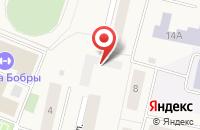 Схема проезда до компании Диалект в Пироговском