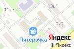 Схема проезда до компании Отличный Ломбард в Москве