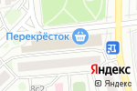 Схема проезда до компании Общественная баня на Совхозной в Москве