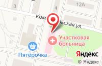 Схема проезда до компании Пироговская участковая больница в Пироговском