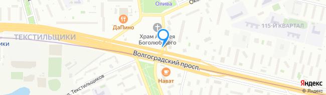 Волжский бульвар