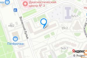 Комната в Москве Волжский б-р, 11