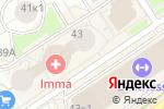 Схема проезда до компании Diskus в Москве