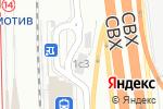 Схема проезда до компании instrumenty-24.ru в Москве