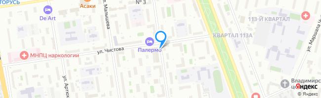 улица Текстильщиков 7-я