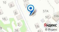 Компания Фрея на карте