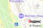 Схема проезда до компании DriveDance в Москве