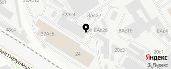 Onlytires.ru на карте Москвы