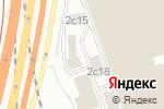 Схема проезда до компании Autocopy в Москве