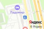 Схема проезда до компании Магдалина в Москве