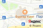 Схема проезда до компании Book & Shop в Москве