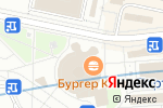 Схема проезда до компании Алло Сервис в Москве