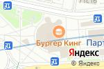Схема проезда до компании Харчевня Хаус в Москве