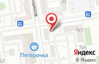 Схема проезда до компании Издательство Лань-Пресс в Москве