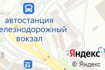 Схема проезда до компании Мясной дворик в Донецке