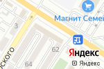Схема проезда до компании Салон сотовой связи в Новороссийске